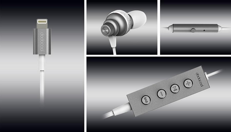Краткий обзор наушников dodocool MFi для iPhone 7