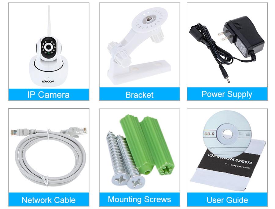 Equipment of KKmoon