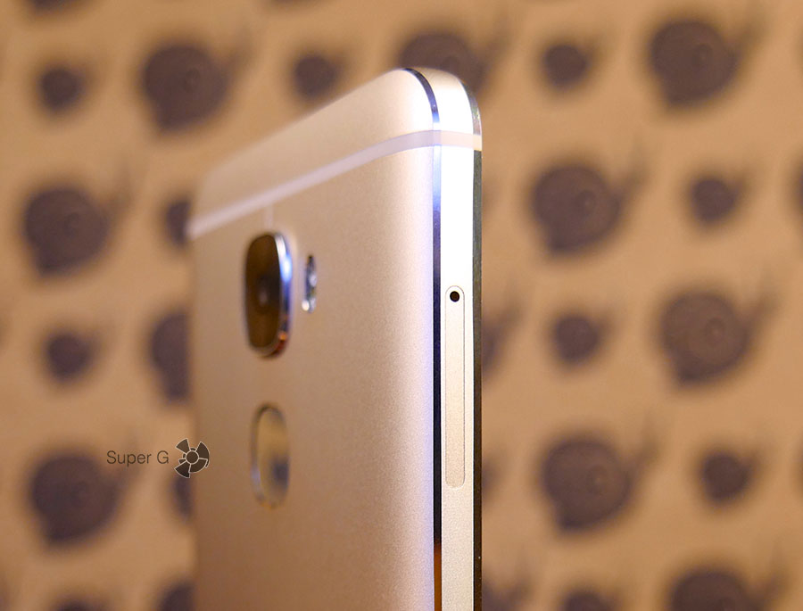 Лоток под SIM-карты (две Nano) LeEco Le 3 Pro