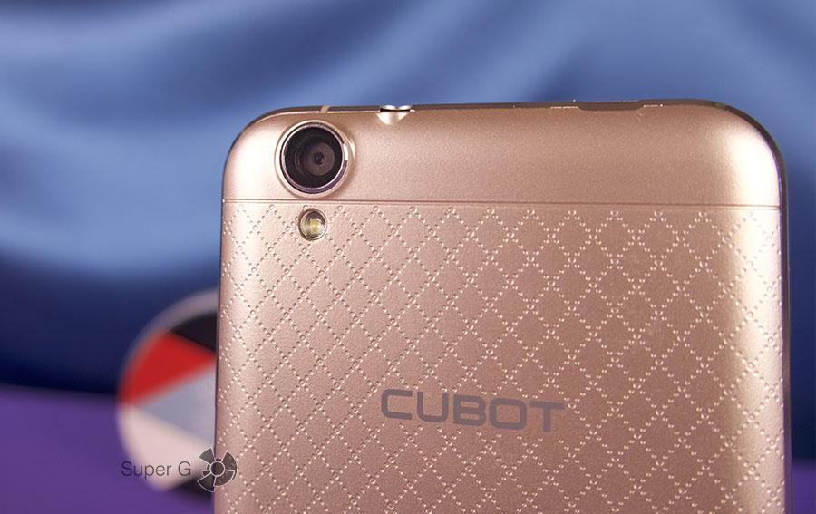 Качество фотографий с камеры Cubot Manito