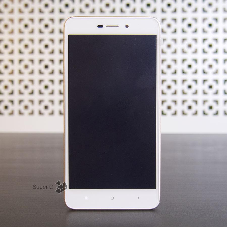 Распаковка Xiaomi Redmi 4A