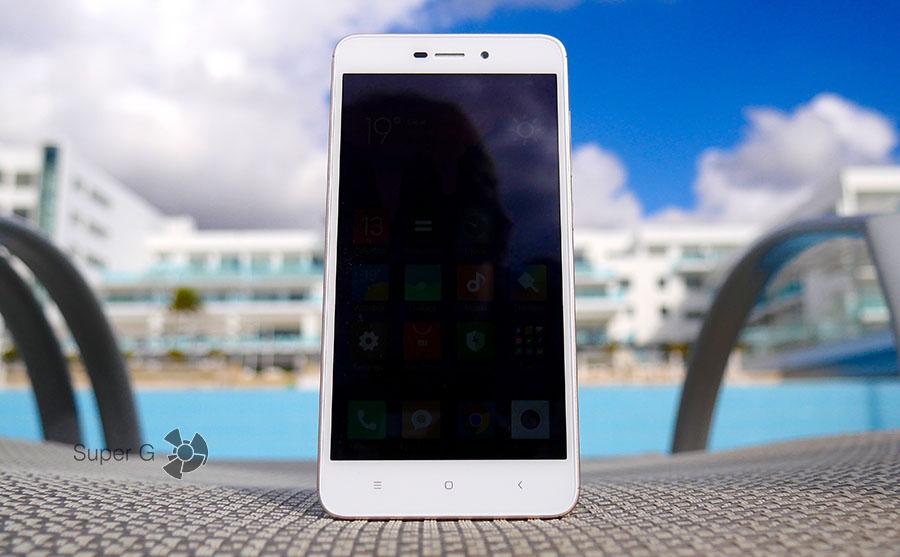 Величественный и могучий Xiaomi Redmi 4A за 80 долларов