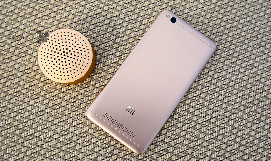 Качество звука Xiaomi Redmi 4A