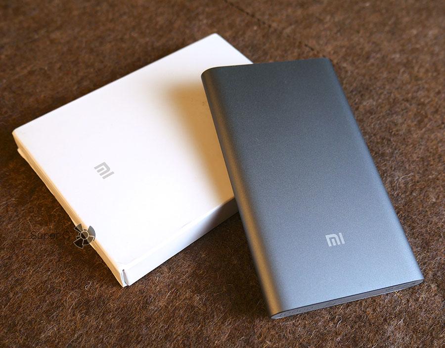 Оригинальная упаковка Xiaomi Mi Power Bank Pro