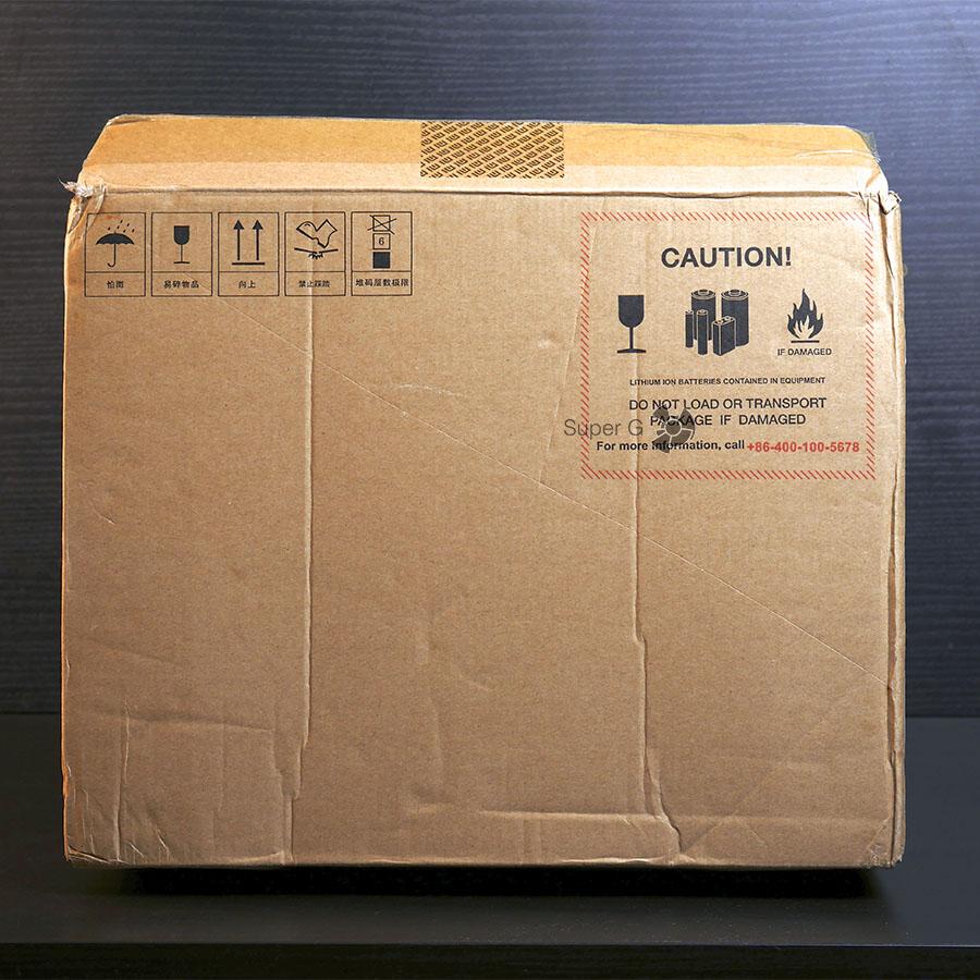 Транспортировочная коробка из-подXiaomi Mi Book Air 12.5