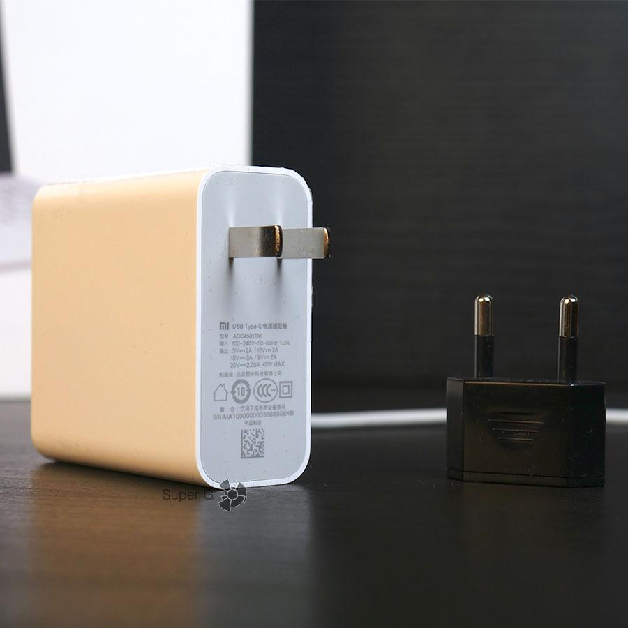 Блок питания (зарядка) для Xiaomi Mi Book Air 12.5