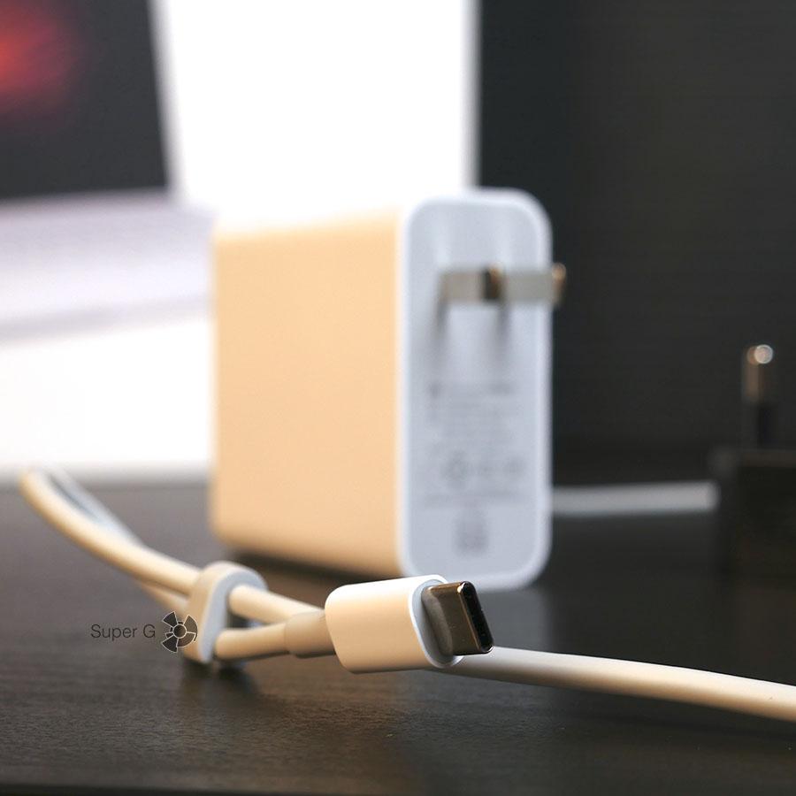 Кабель USB Type-C для питания ноутбука Xiaomi Mi Book Air 12.5