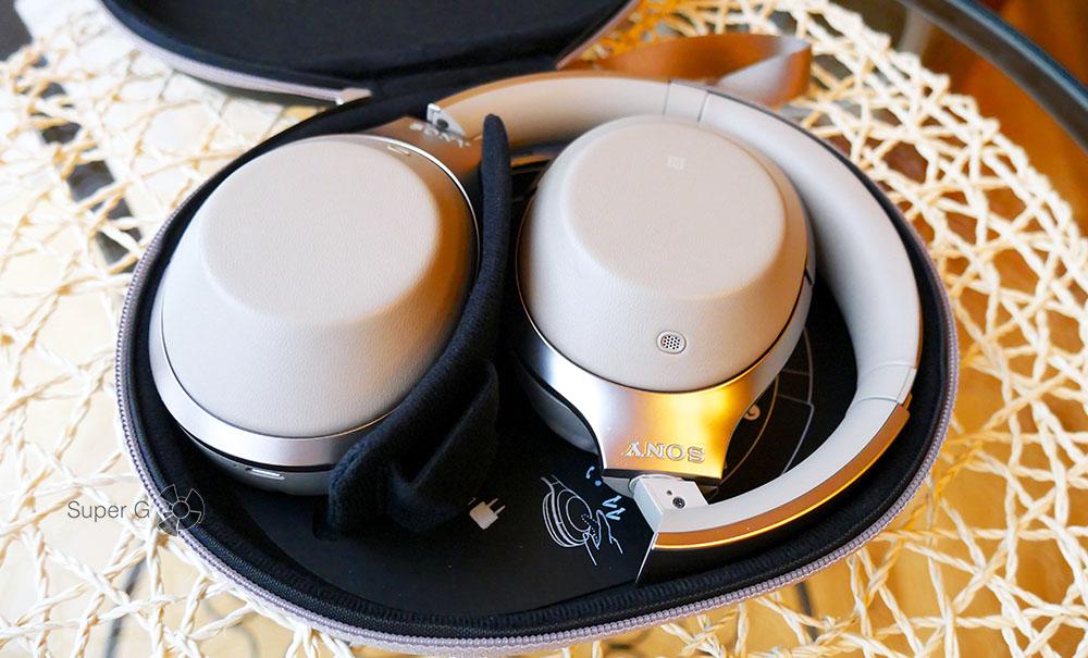 Отзывы о наушниках Sony MDR-1000X