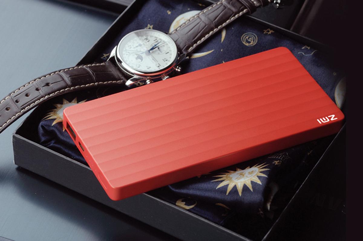 Красный аккумулятор Xiaomi ZMI PB810