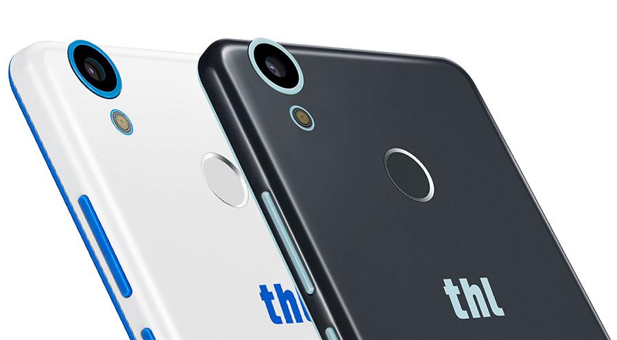 THL T9 имеет сканер отпечатков пальцев