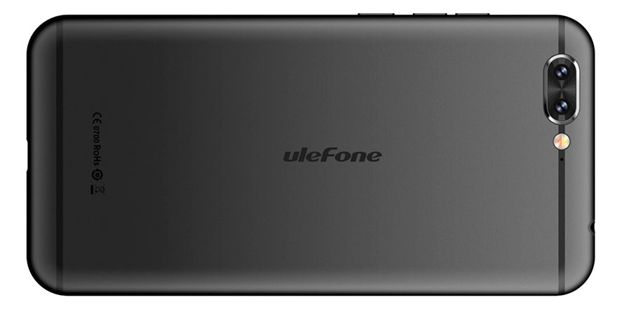 Смартфон Ulefone Gemini Pro с двумя камерами