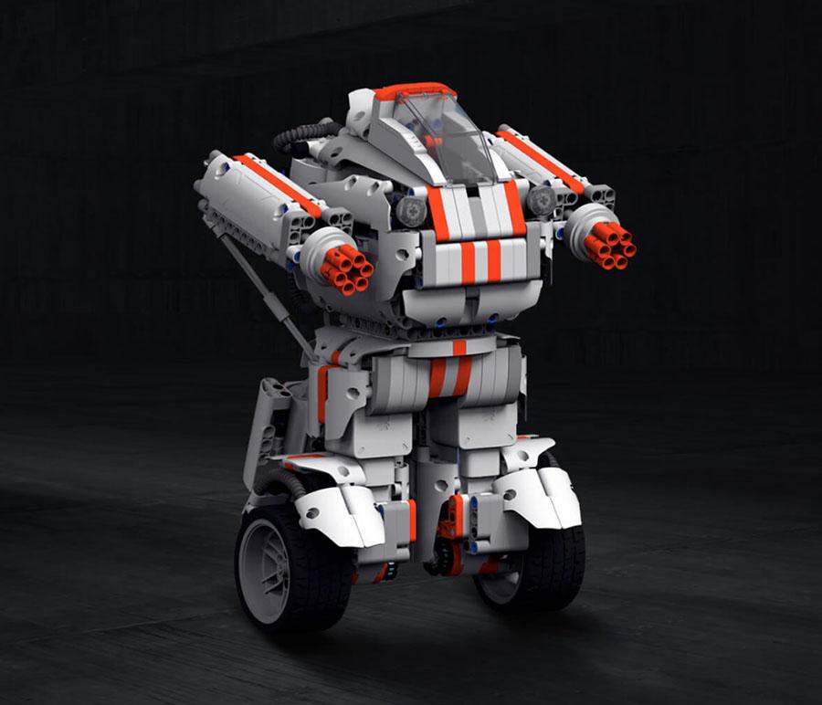 Xiaomi MITU DIY - робот-трансформер
