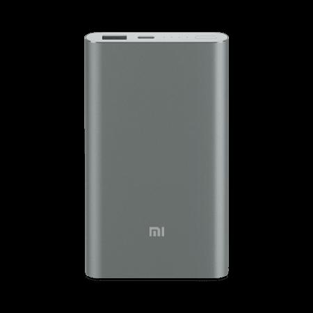 Темно-серый аккумулятор Xiaomi Mi Mobile Power
