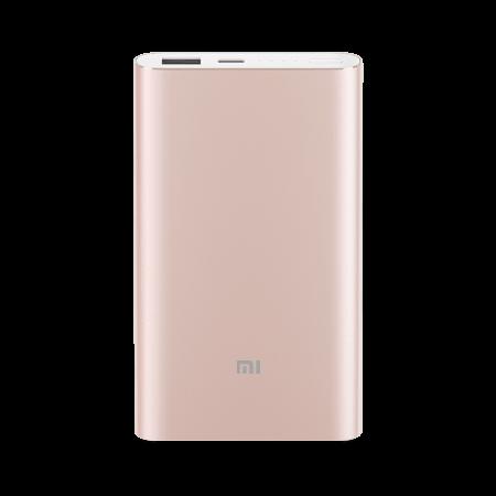 Розовый аккумулятор Xiaomi Mi Mobile Power