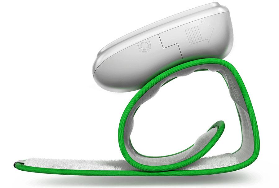 Портативный тонометр Koogeek Bluetooth Wrist Blood Pressure Monitor с функцией Bluetooth и подключением к смартфону