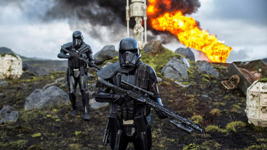 Фильм Изгой-один: Звездные войны. Истории