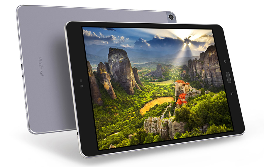 Asus Zenpad 3S 10 на процессоре Snapdragon 650