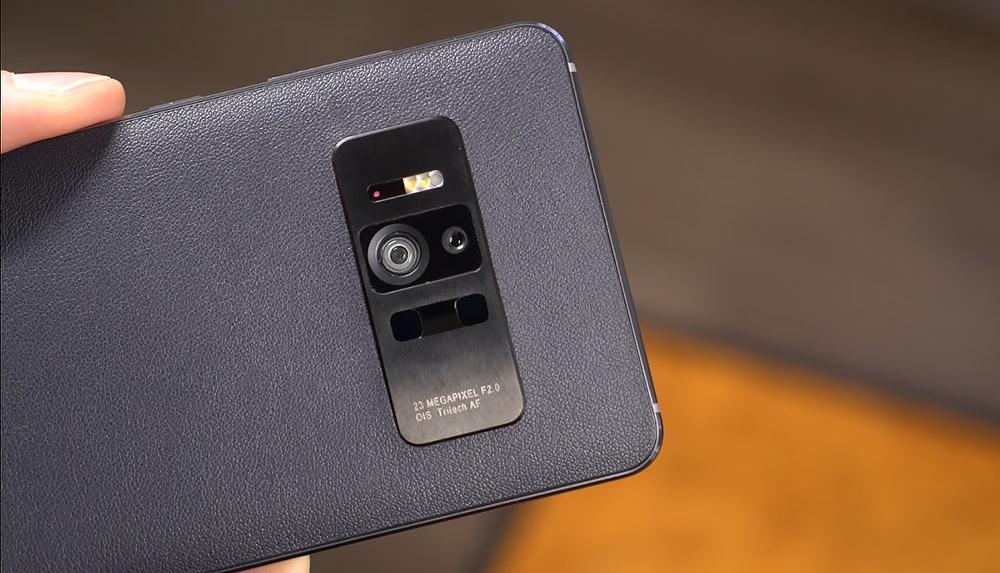 Камера ZenFone AR ZS571KL