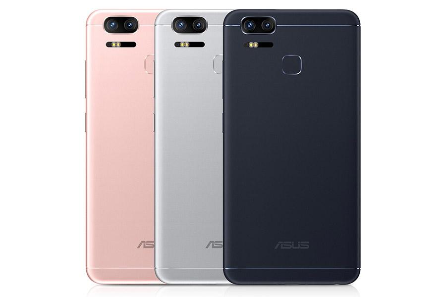 Цвета Asus Zenfone 3 Zoom