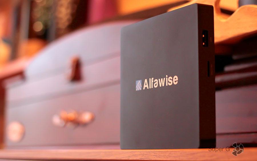 Внешний вид Alfawise S92
