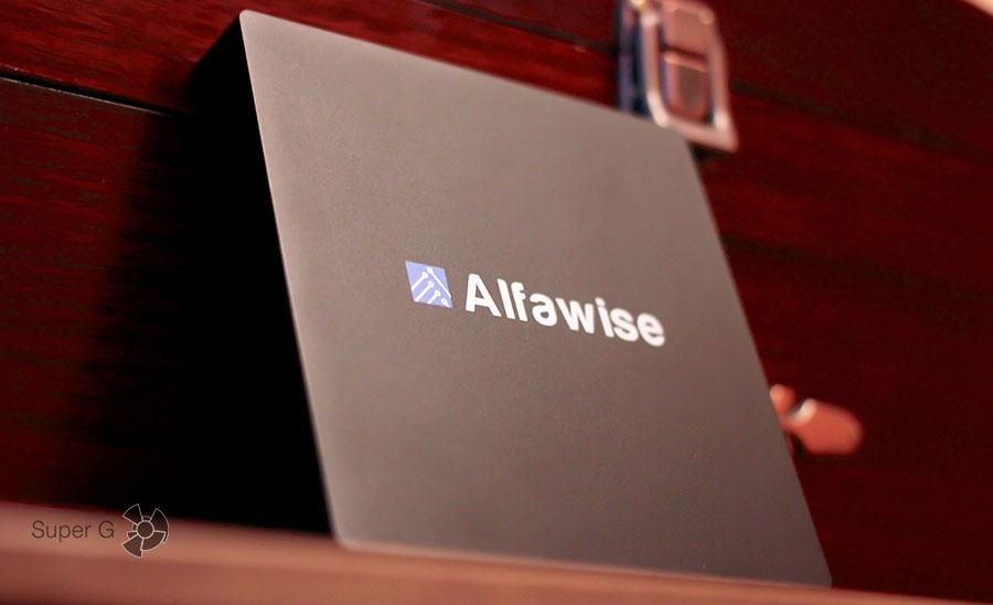 Дизайн Alfawise S92