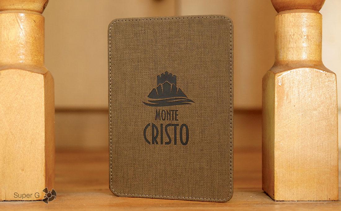 Чехол для ONYX BOOX Monte Cristo из комплекта