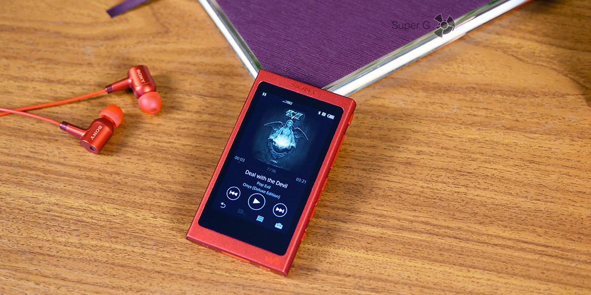 Отзывы о плеере Sony Walkman NW-A35