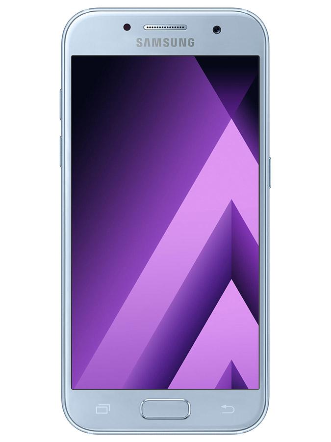 Samsung Galaxy A 2017 голубой