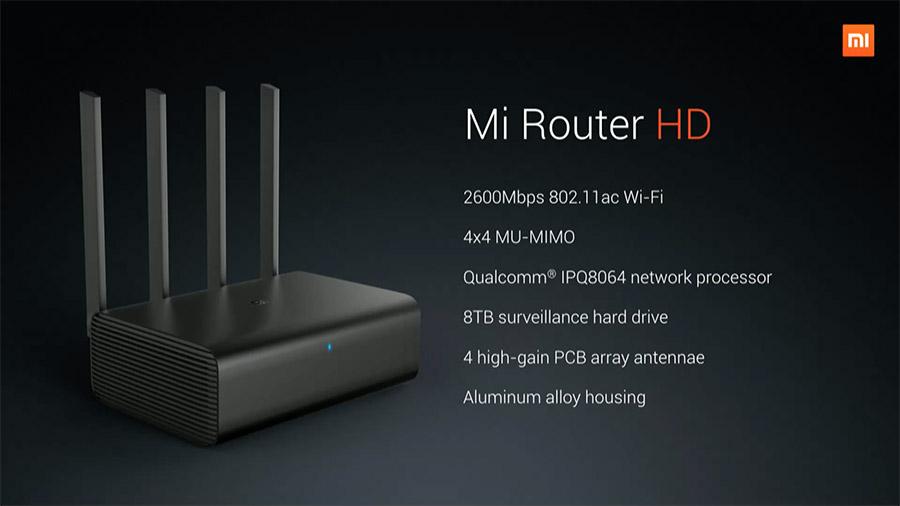 Цена Xiaomi Mi Router HD