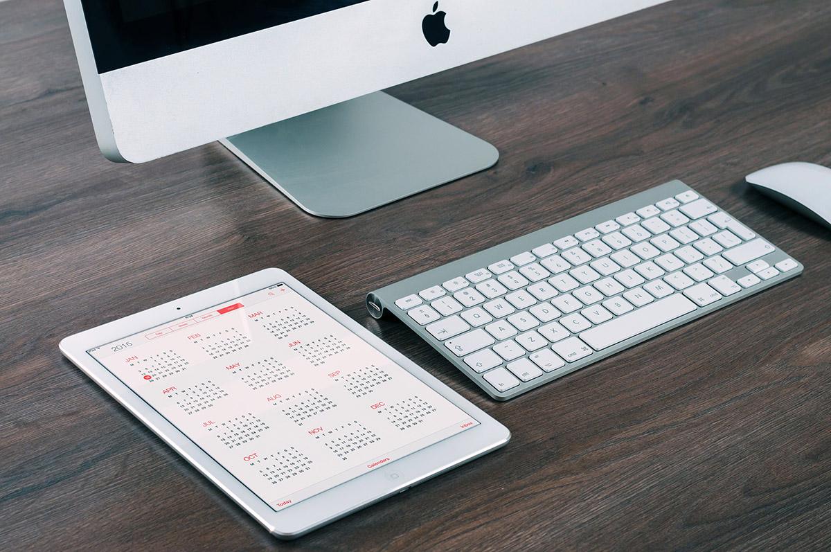 Работать на iMac 27 одно удовольствие