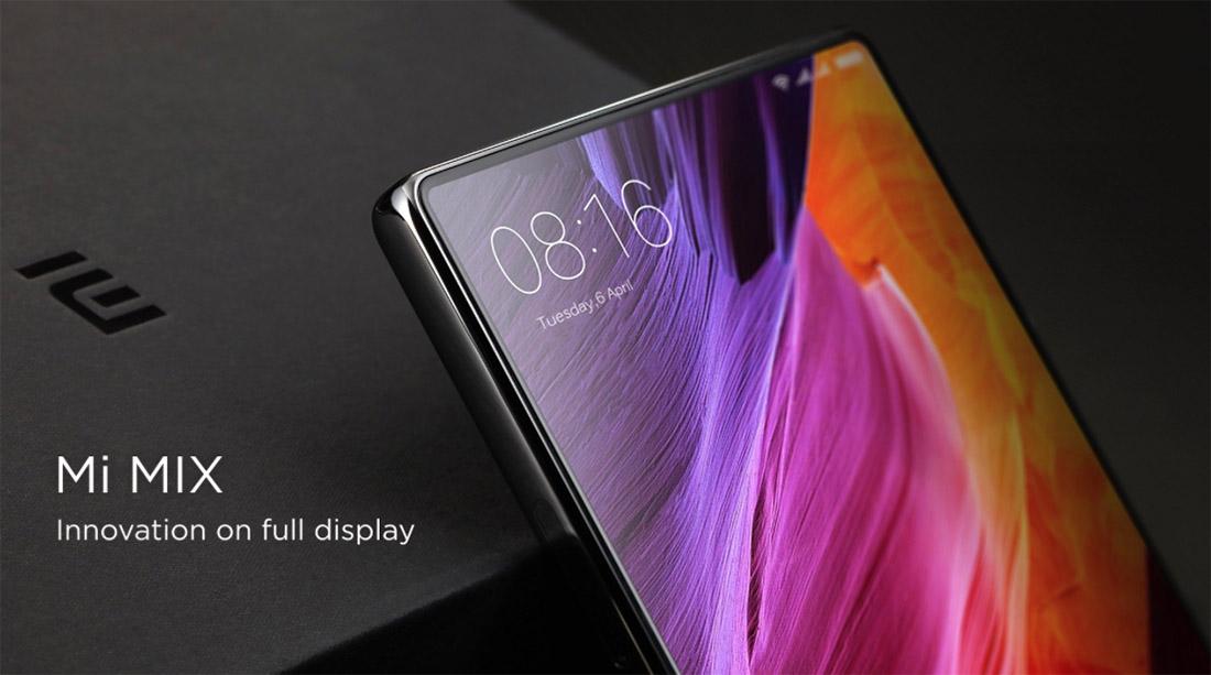 Xiaomi Mi MIX черный