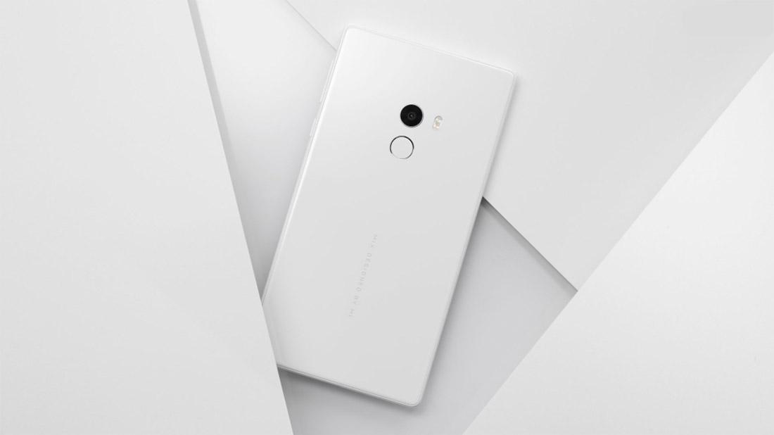 Xiaomi Mi MIX белый