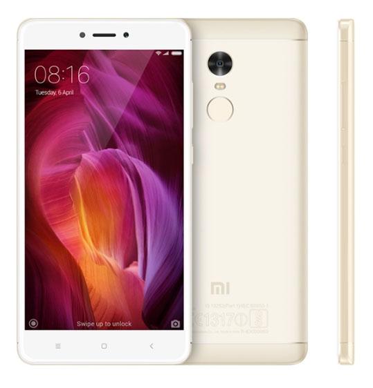 Xiaomi Redmi Note 4 белый, индийская версия