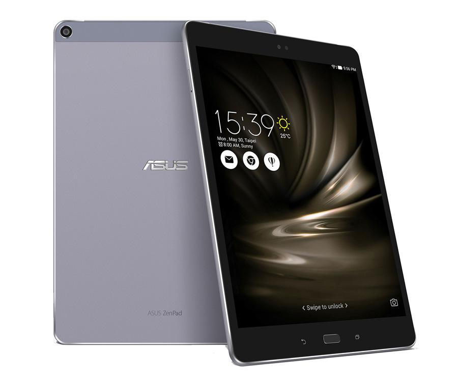 Asus Zenpad 3S 10 дизайн