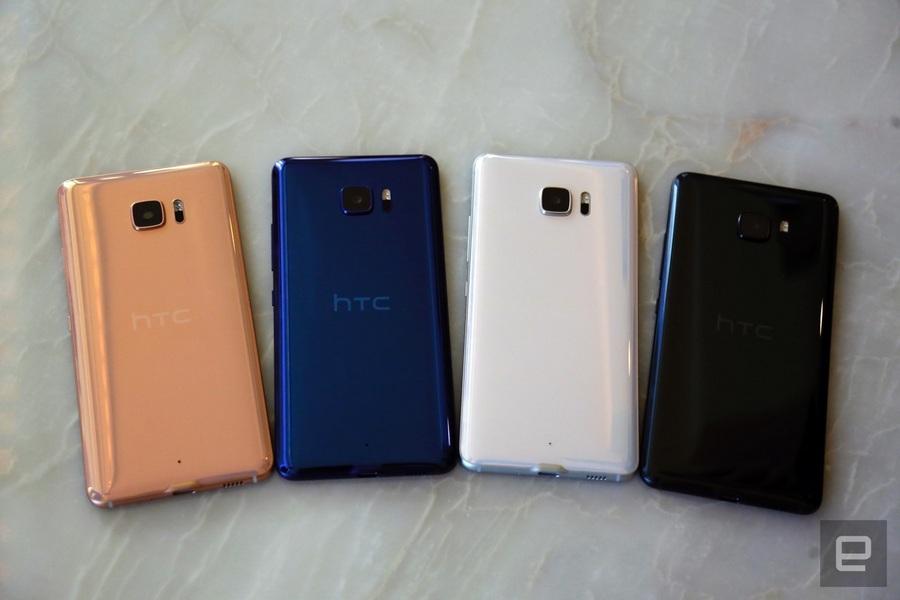 HTC U Ultra: стеклянный, мощный, без mini-jack