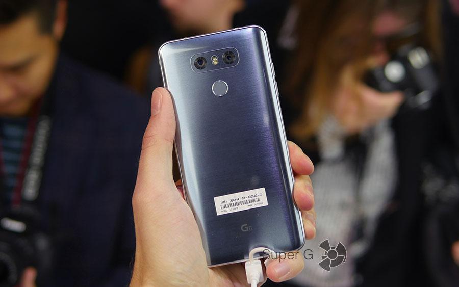 Цены и дата выхода LG G6