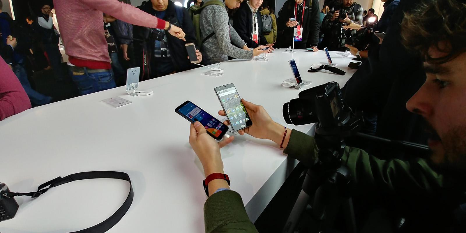 Пример широкоугольного фото с камеры LG G6
