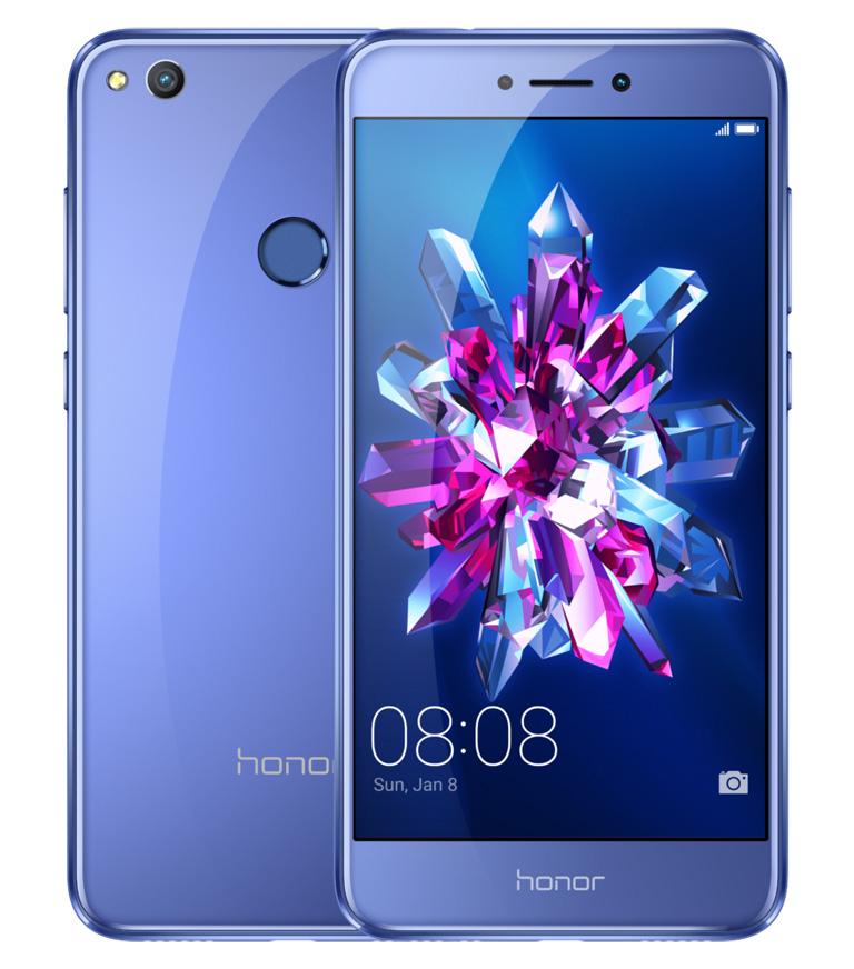 Huawei Honor 8 Lite синий
