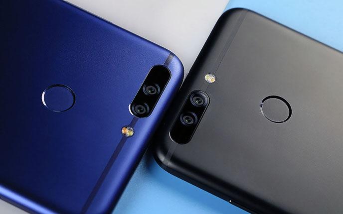 Huawei Honor V9 камера
