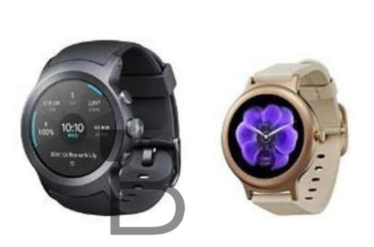 LG Watch Sport характеристики