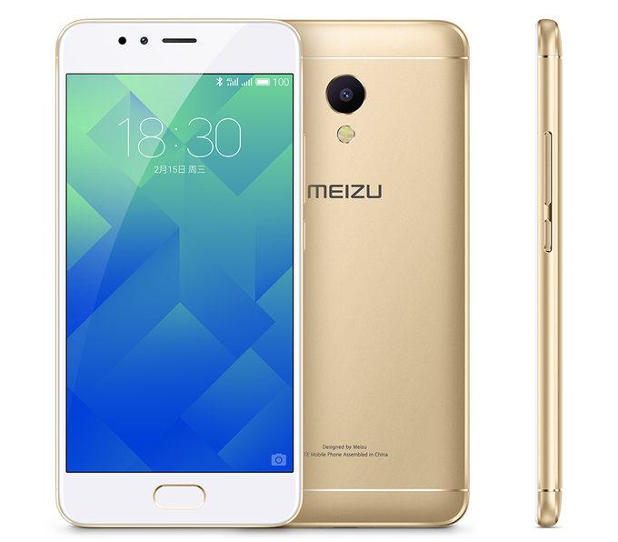Meizu M5s дизайн