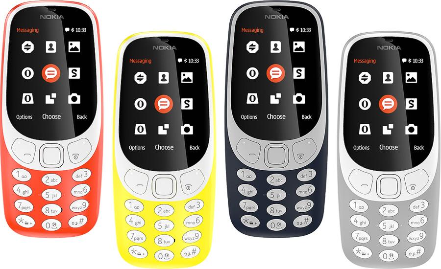 Nokia 3310 характеристики