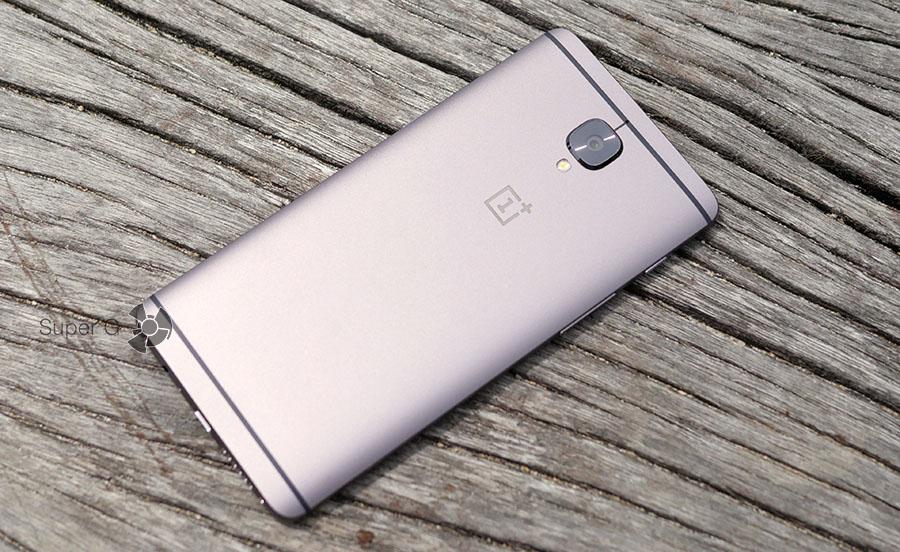 OnePlus 3T цена и где купить