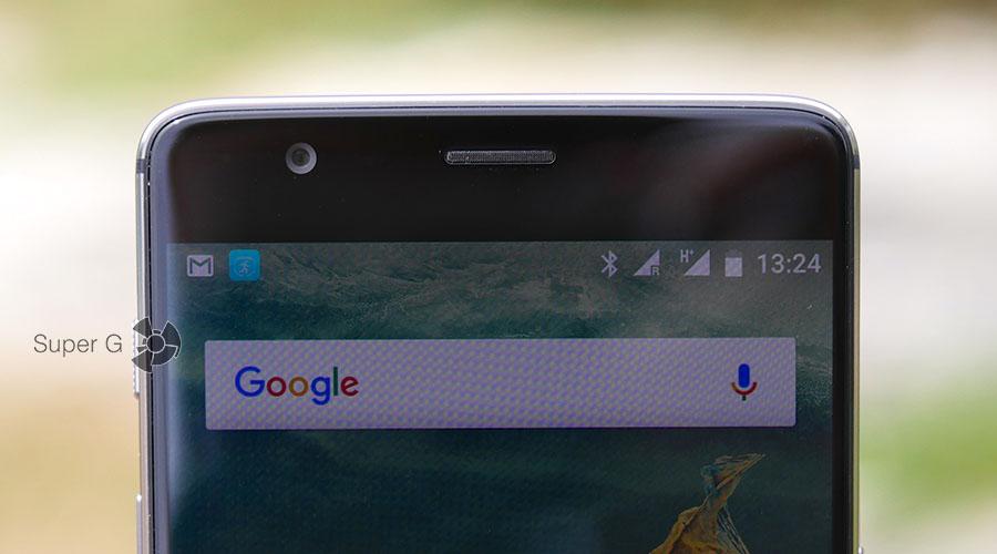 Фронтальная камера и датчики OnePlus 3T