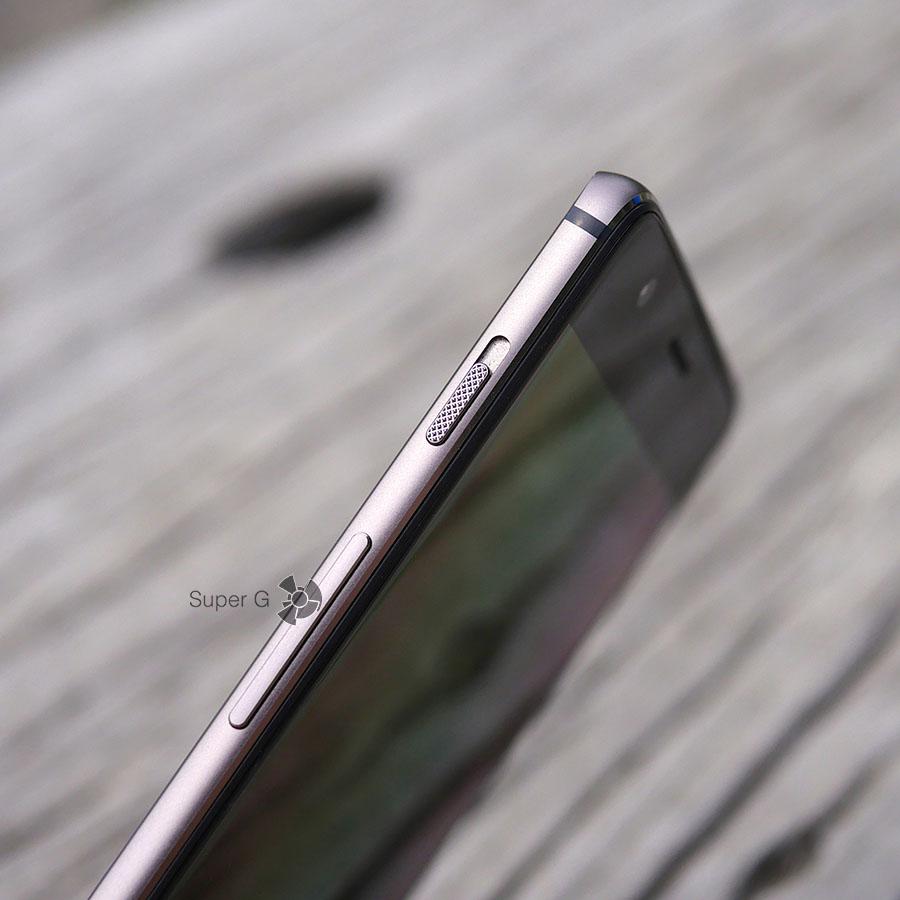 Переключатель режима без звука или приоритета в OnePlus 3T