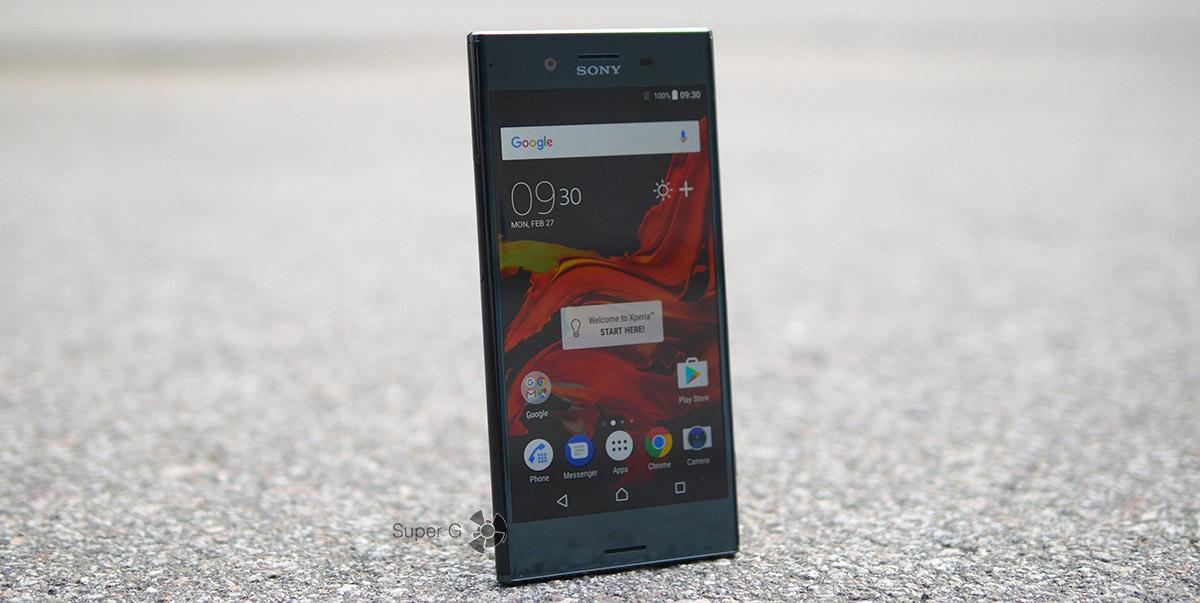Дисплей Sony XZ Premium