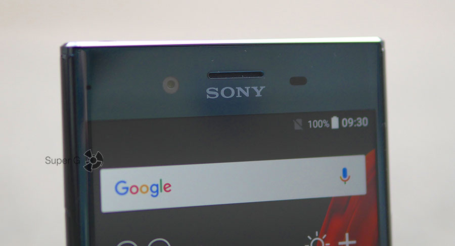 Фронтальная камера Sony XZ Premium