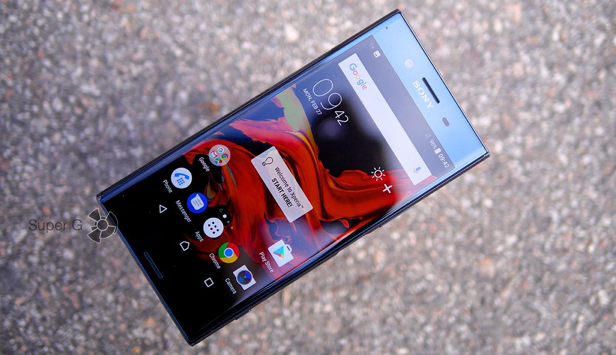 Sony XZ Premium получил процессор Qualcomm Snapdragon 835
