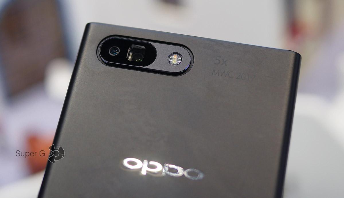 Камера Oppo 5x ZOOM
