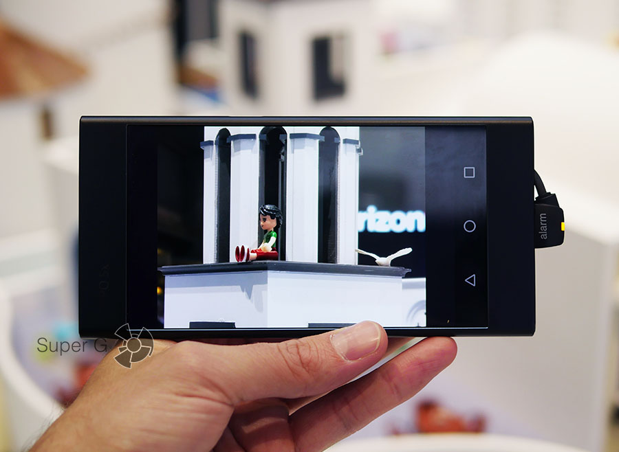 5-кратный оптический ZOOM смартфона Oppo